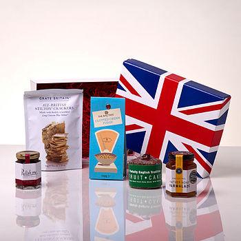 Mini 'Best of British' Jubilee Gift Box