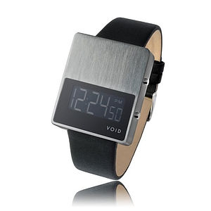 Digital Stainless Steel Watch