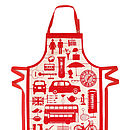 Airfix London Apron
