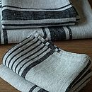 Provence French Linen Towels