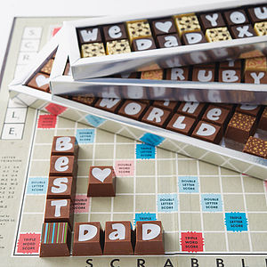 Personalised Box Of Chocolates - stocking fillers under £15