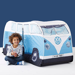 Child's Personalised Campervan Tent - indoor activities