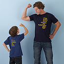 Superhero T Shirt Set
