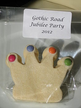 Jubilee Crown Shortbread Biscuit