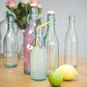 Glass Preserving Bottle - home accessories