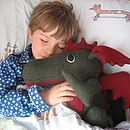 Personalised Toy Dragon