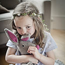 Personalised Soft Toy Bunny Rabbit