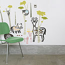 Woodland Re Stik Wall Stickers