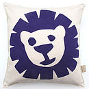 Little Lion Nursery Cushion