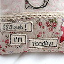 Personalised Vintage Style Cover For Kindle