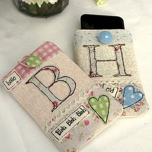 Personalised Phone Cover - Vintage Inspired - gadgets & cases