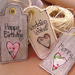 Personalised Vintage Inspired Tags - shop by category