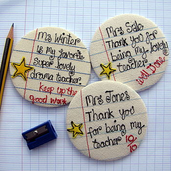 Personalised School Report Teacher Mirror