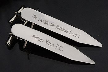 Personalised Hero Collar Stiffeners