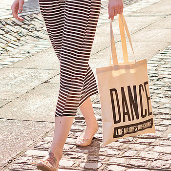 'Dance' Tote Bag