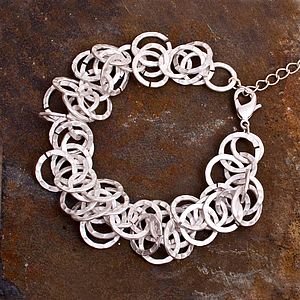 Hoops Bracelet - jewellery for women