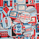 Great British design mirrors, bottle openers and key rings