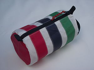 Port And Starboard Wash Bag - wash & toiletry bags