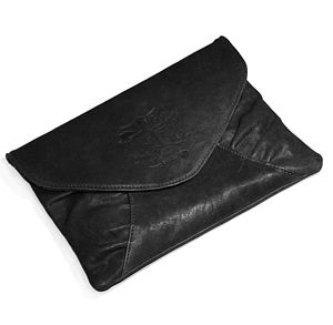 Colmers Leather Clutch Bag - bags & purses