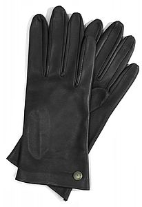 Pilsden Short Leather Ladies Gloves - scarves & gloves