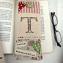Vintage Inspired Glasses Case - Pink Theme