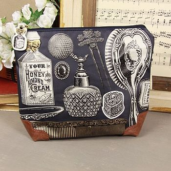 Object D'art Wash Bag From Disaster Designs