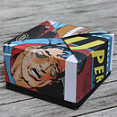 Comic Book Hero Superman Box