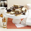 Coffee Shop Gift Box - Coffee, Cakes & Syrups