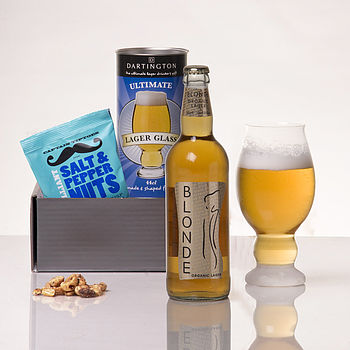 The Ultimate Lager Box