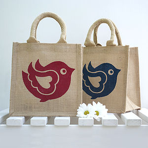 Little Bird Lunch Bag - garden sale
