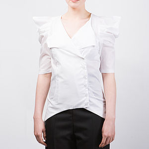 Fencing Blouse - blouses & shirts