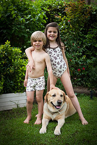 Boy´s Classic Swimming Trunks