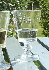 French Bee Glassware - shop by price