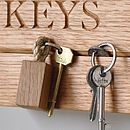Small Key Rack