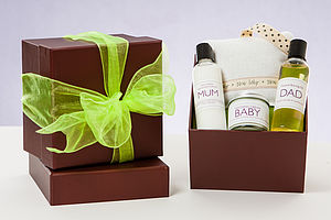 New Family Gift Box - baby care