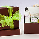 New Family Gift Box