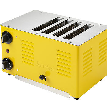 Retro Yellow Toaster