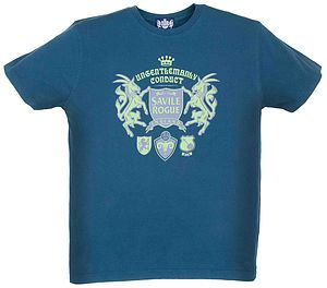 'Ungentlemanly Conduct' Crest T Shirt