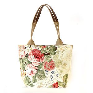 Chintz Handcrafted Shoulder Bag - bags, purses & wallets