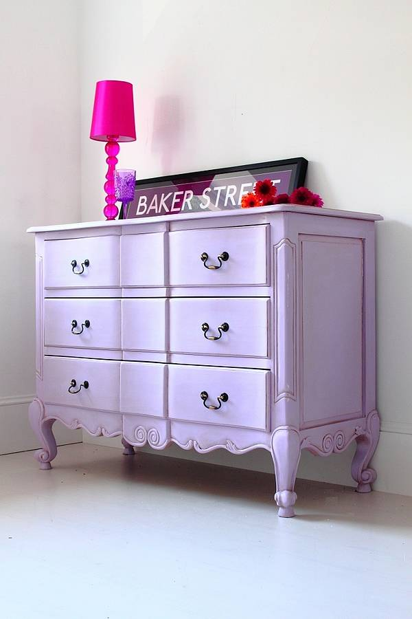 chest kids drawers products butterfly drawer walk pink of