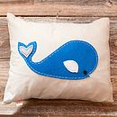Retro Organic Animal Cushion SALE