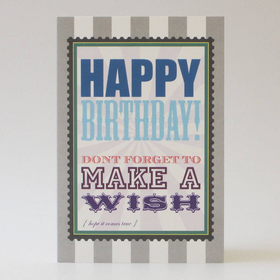 male birthday card by dimitria jordan – Male Birthday Cards