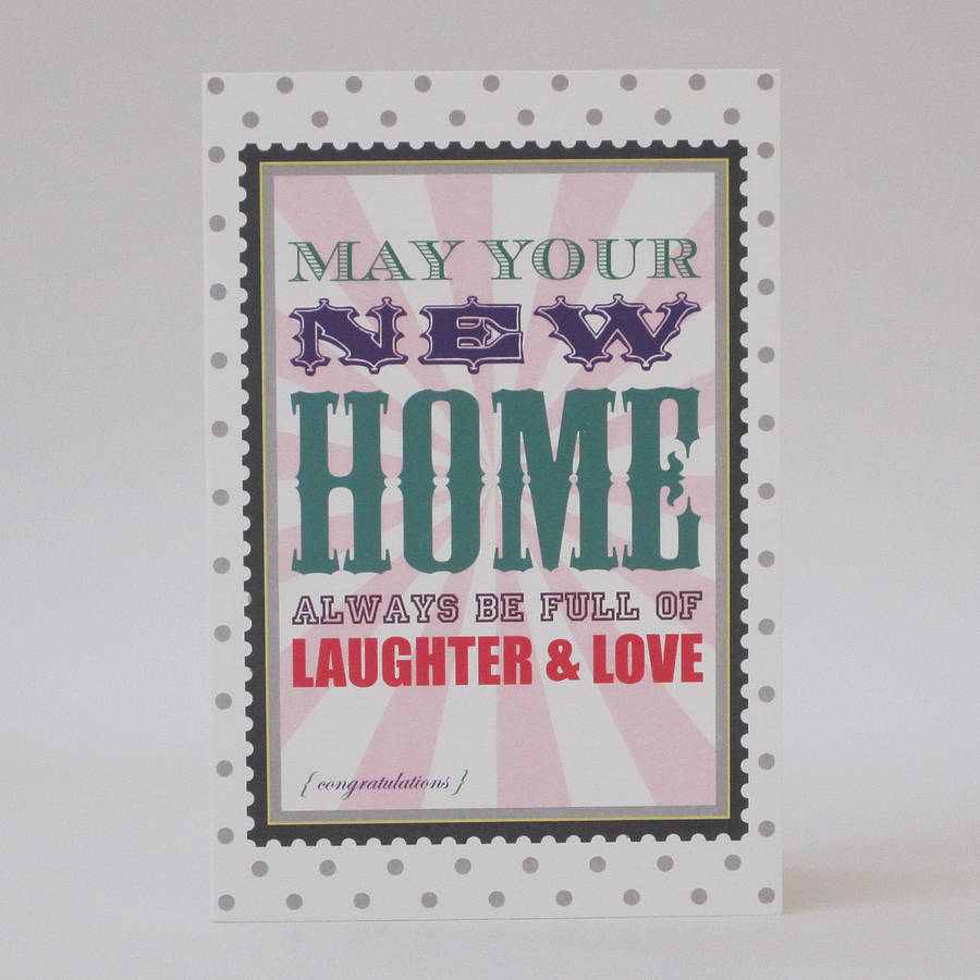 New Home Quotes Christmas Card New Home  Inspiring Quotes And Words In Life