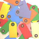 Parcel Gift Tags