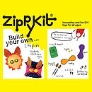 ZIPPY KIT Smart Textiles Learning Kit