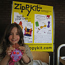 ZIPPY KIT Smart Textiles Learning Kit