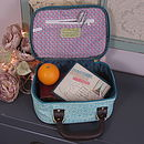 Bon Voyage Wash Bag