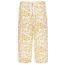 Camellia Cropped Pyjama Trousers