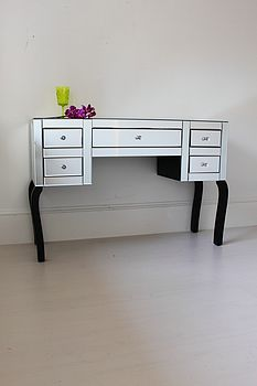 Large Mirrored Dressing Table