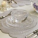 Bella Perle Glass Crockery
